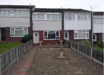 Thumbnail 3 bedroom terraced house for sale in Orslow Walk, Wolverhampton