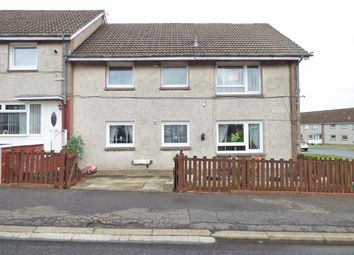 Thumbnail 2 bed flat for sale in Patrickholm Avenue, Stonehouse, Larkhall