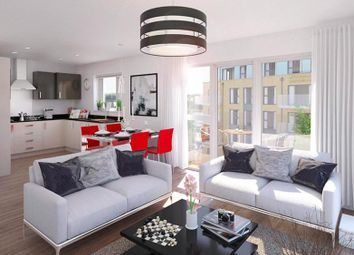 Thumbnail 1 bedroom flat for sale in Langley Square, The Duke Block, Dartford, Kent, UK