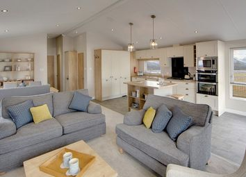 Thumbnail 2 bed mobile/park home for sale in Sandy Bay Caravan Park, North Seaton, Northumberland