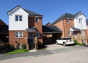 Thumbnail 3 bed link-detached house to rent in Acorn Drive, Horndean, Waterlooville