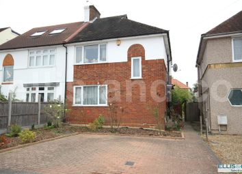 Thumbnail 3 bed semi-detached house for sale in Brookfield Avenue, Mill Hill, London