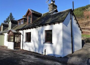 Thumbnail 3 bed cottage for sale in Strathconon, Muir Of Ord, Ross-Shire