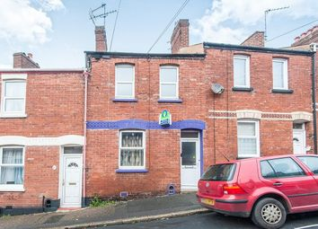 Thumbnail 2 bed terraced house for sale in Radford Road, St. Leonards, Exeter