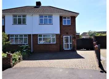Thumbnail 3 bedroom semi-detached house for sale in Collingtree, Luton