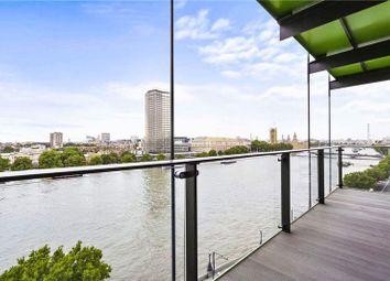 Thumbnail 2 bed flat for sale in Merano Residences, 30 Albert Embankment, London