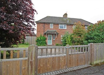 Thumbnail 3 bed semi-detached house for sale in Clapcot Way, Wallingford