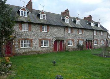 Thumbnail 3 bed terraced house to rent in Gravel Hill, Chilbolton, Stockbridge