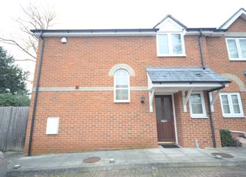 Thumbnail 3 bed end terrace house to rent in Bucknell Court, Reading