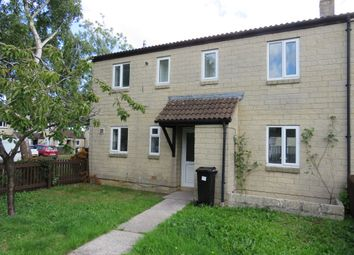 Thumbnail 4 bed end terrace house for sale in Rosewarn Close, Bath