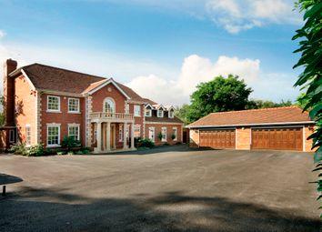 Thumbnail 6 bed detached house for sale in Tilehouse Lane, Denham, Uxbridge