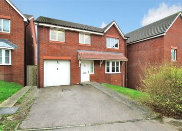 Thumbnail 4 bedroom detached house for sale in Cottingham Drive, Pontprennau, Cardiff