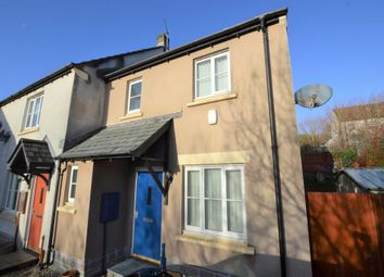 Thumbnail 3 bed end terrace house to rent in Treetop Close, Pillmere, Saltash, Cornwall