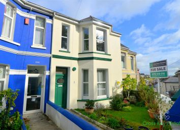 Thumbnail 3 bed property for sale in Savery Terrace, Plymouth