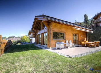 Thumbnail 5 bed chalet for sale in Nendaz, Four Valleys, Valais, Switzerland