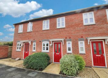 Thumbnail 2 bed terraced house for sale in Kempton Drive, Barleythorpe, Oakham