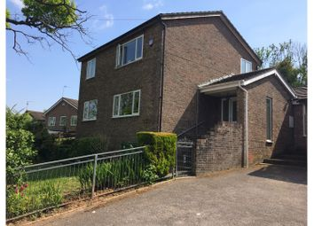 Thumbnail 4 bed detached house for sale in Radyr Court Rise, Radyr