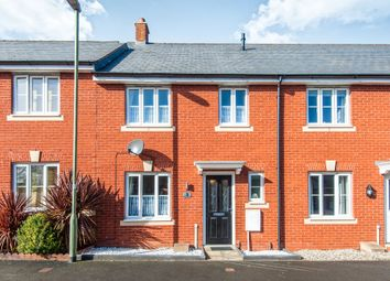Thumbnail 3 bedroom terraced house for sale in Barle Close, Exeter
