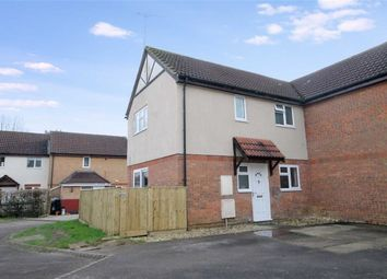 Thumbnail 2 bed semi-detached house for sale in Lisle Close, Grange Park, Swindon