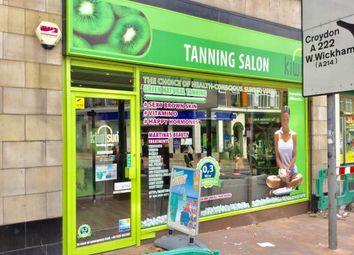 Thumbnail Retail premises for sale in High Street, Beckenham