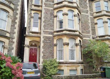 Thumbnail 2 bedroom flat to rent in Upper Belgrave Road, Bristol