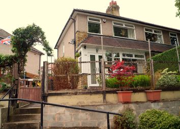 Thumbnail 3 bed semi-detached house for sale in Bradford Road, Bailiff Bridge, Brighouse