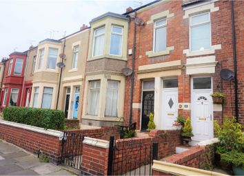 Thumbnail 3 bed flat for sale in Eskdale Terrace, Whitley Bay