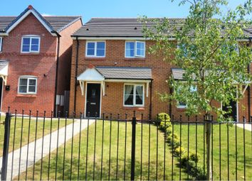 Thumbnail 3 bed semi-detached house for sale in Lightstream Drive, Liverpool