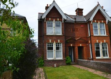 Thumbnail 4 bed property to rent in London Road, Faversham