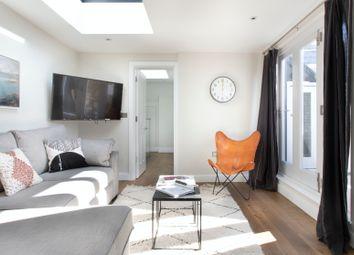 Thumbnail Serviced flat to rent in Grafton Way, London
