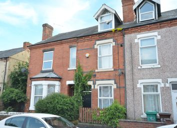 Thumbnail 2 bed terraced house to rent in Wilton Street, Nottingham