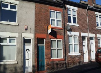 Thumbnail 3 bedroom terraced house to rent in Anchor Road, Longton, Stoke-On-Trent