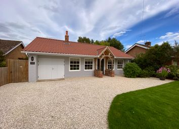 West Road, Thorney, Newark NG23. 3 bed detached bungalow