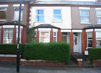 Thumbnail 4 bed terraced house for sale in Queensland Avenue, Chapelfields, Coventry