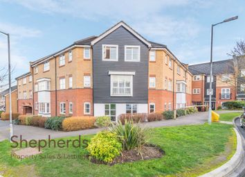 Thumbnail 2 bed flat for sale in Plomer Avenue, Hoddesdon, Herts