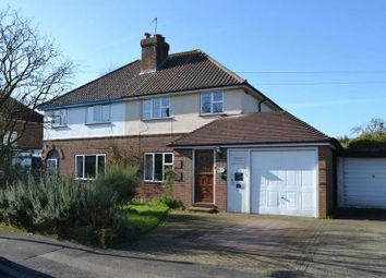 Thumbnail 3 bedroom semi-detached house for sale in Estridge Way, Tonbridge