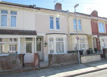 Thumbnail 3 bedroom terraced house for sale in Bosham Road, Copnor, Portsmouth