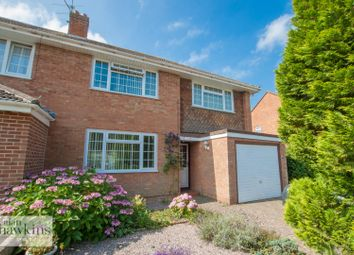 Thumbnail 3 bed semi-detached house for sale in Horsell Close, Royal Wootton Bassett, Swindon
