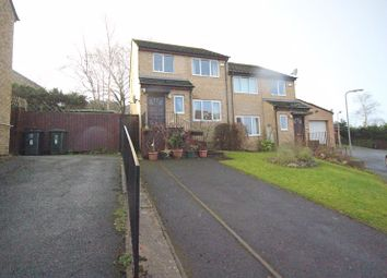 Thumbnail 3 bed semi-detached house for sale in Falstone Way, Hexham