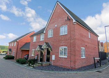 Thumbnail 2 bed semi-detached house for sale in Parker Crescent, Sawtry, Huntingdon