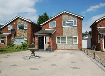 Thumbnail 4 bed detached house for sale in Lucy Lane South, Stanway, Colchester