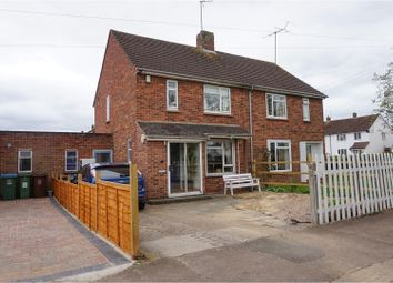 Thumbnail 2 bed semi-detached house for sale in Vicarage Road, Aylesbury
