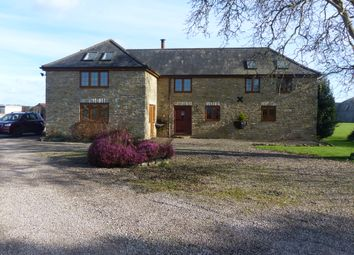 Thumbnail 3 bed detached house to rent in The Marsh, Henstridge, Templecombe