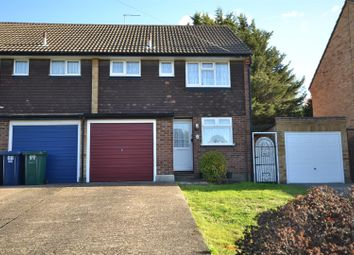Thumbnail 2 bed terraced house for sale in Brookhill Close, East Barnet, Herts.