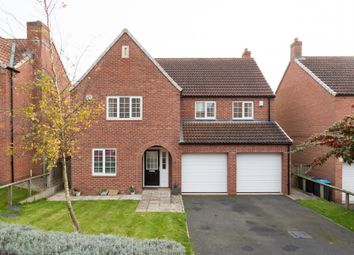 Thumbnail 4 bed detached house for sale in Prospect Avenue, Easingwold, York