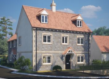 Thumbnail 4 bed town house for sale in Factory Hill, Bourton, Gilligham