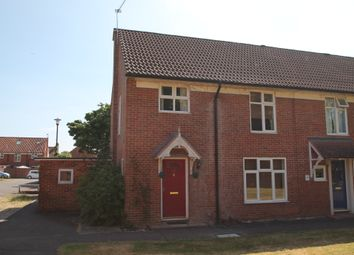 Thumbnail 3 bedroom end terrace house to rent in Valon Road, Arborfield, Reading