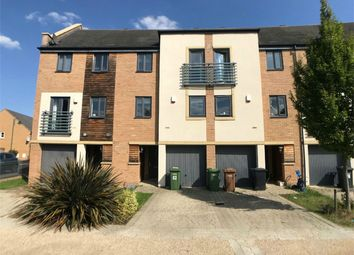 Thumbnail 3 bedroom town house to rent in Albert Crescent, Hampton Vale, Peterborough, Cambridgeshire