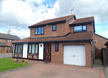Thumbnail 4 bed detached house for sale in Beaconside, South Shields