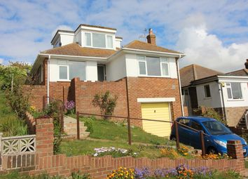 Thumbnail 4 bed bungalow for sale in Tumulus Road, Saltdean, Brighton